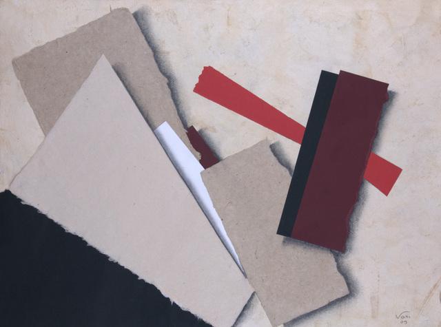 , 'Composition ,' 2009, Galerie Dumonteil