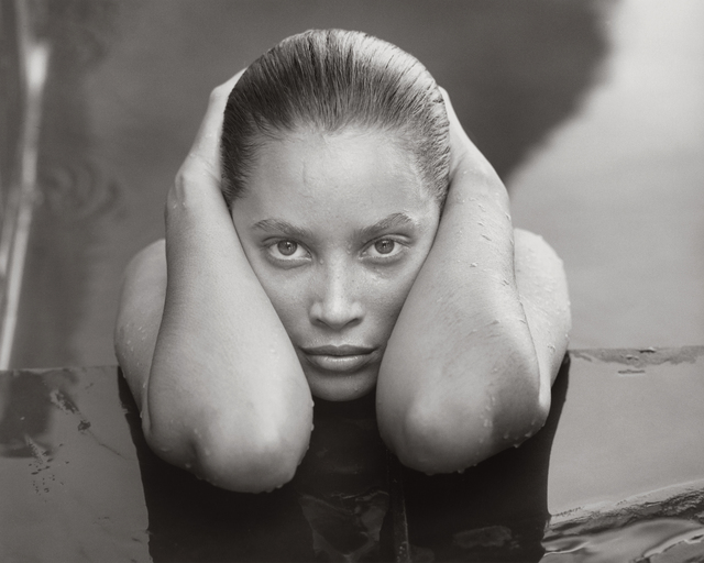 , 'Christy Turlington, Hollywood (C),' 1988, Hamiltons Gallery