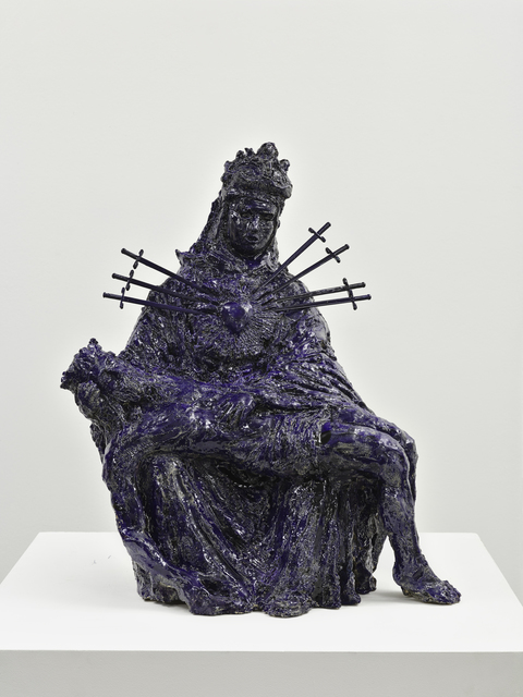 , 'Pieta,' 2015, Simon Lee Gallery