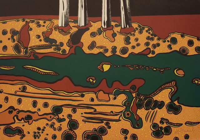 Antonio Henrique Amaral, 'Untitled', 1980-1990, LAART