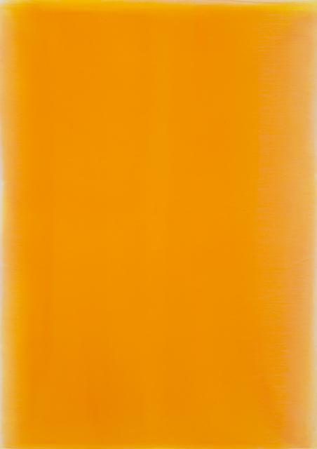 Taek Sang Kim, 'Breathing light-Orange breeze', 2016, Gaain Gallery