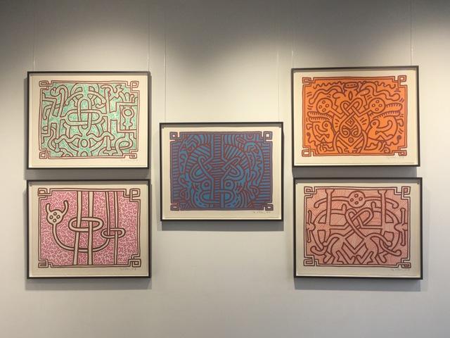 , 'Chocolate Buddha (Complete Suite),' 1989, Joseph Fine Art LONDON