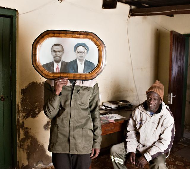 , 'Mhulu Makomu Dhlamini, Zenzeleni in Warden,' 2016, Goodman Gallery