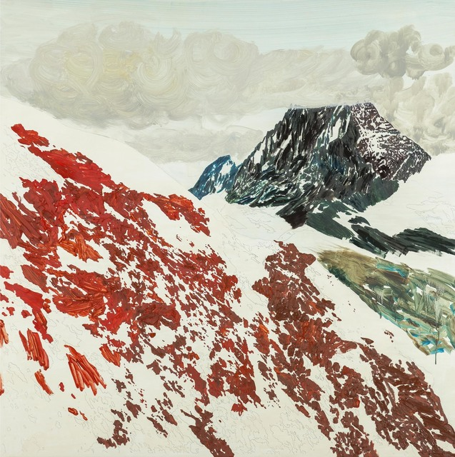 , 'A Mountain-21,' 2015, Aki Gallery