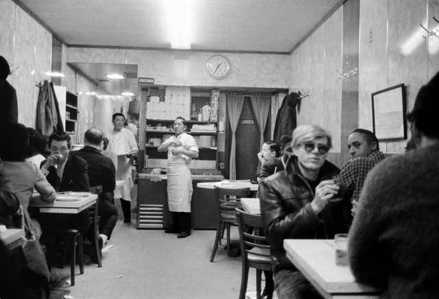 , '1:35 a.m., in Chinatown Restaurant, New York, New York,' 1965-1967, The Museum of Modern Art