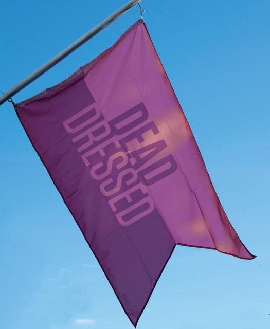Eldon Garnet, 'DEAD/DRESSED', 2020, Christopher Cutts Gallery