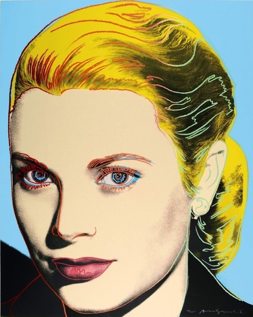Andy Warhol, 'Grace Kelly II.305', 1984, OSME Fine Art