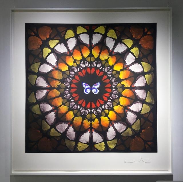 Damien Hirst, 'Chancel (from the Sanctum series)', 2009, Joseph Fine Art LONDON