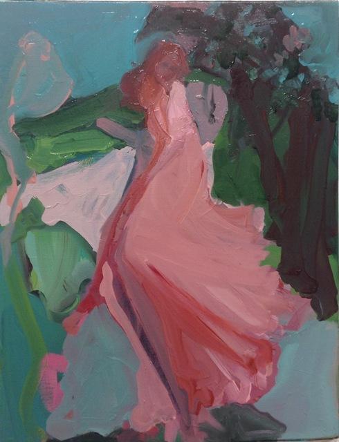 , 'Pink Dress,' 2017, Arusha Gallery