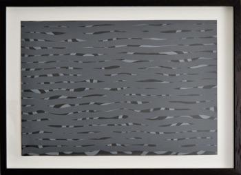 , 'Horizontal Lines,' 1996-2005, PRISKA PASQUER