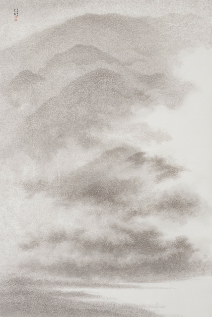 , 'River and Cloud 江雲,' 2014, Artrue Gallery