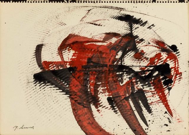 , 'Untitled,' 1954, Alon Zakaim Fine Art