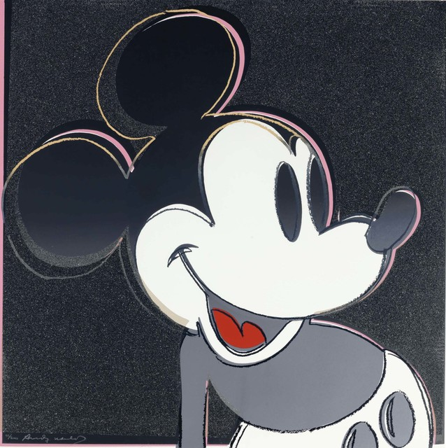 Andy Warhol, 'Mickey Mouse II.265', 1981, OSME Fine Art