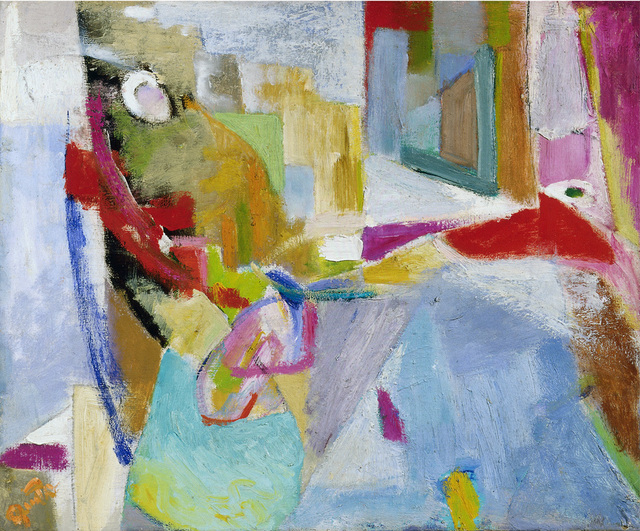 , 'Untitled Abstract,' 1962-1963, Hollis Taggart Galleries