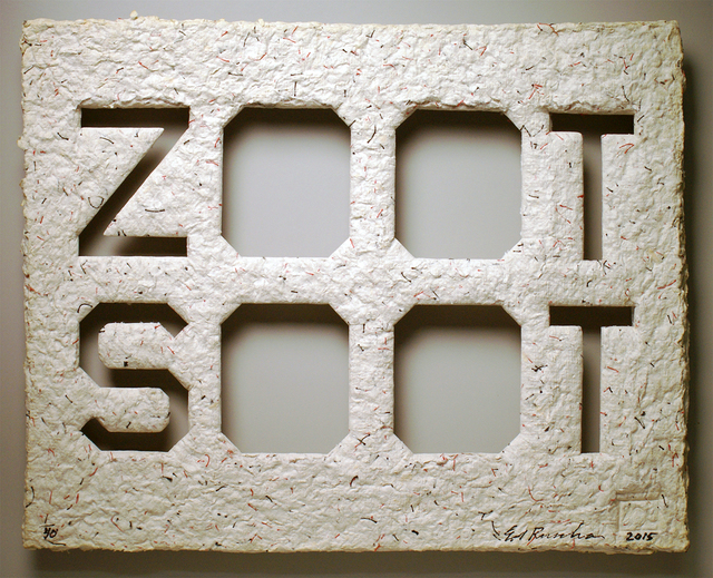 , 'Zoot Suit (Dedicated to the memory of Richard Duardo),' 2015, Richard Levy Gallery