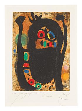, 'La femme aux bijoux (Frau mit Schmuck),' 1968, Galerie Boisseree