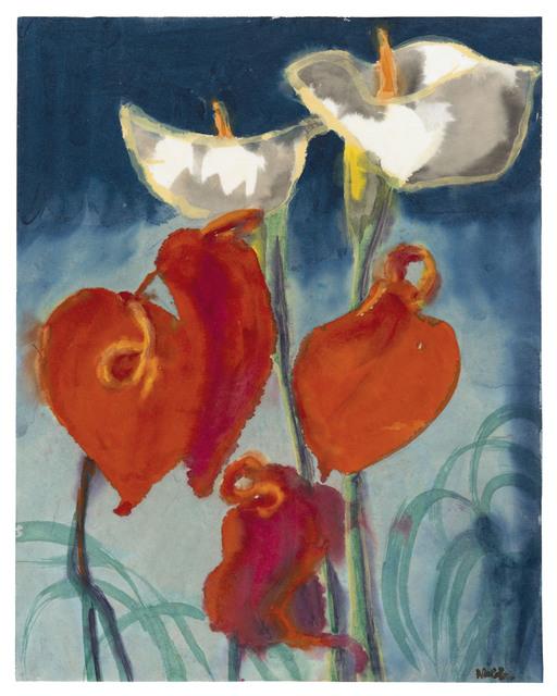 , 'Callas und Anthurien,' , Ludorff