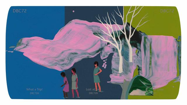 , 'DBC72,' 2016, Hashimoto Contemporary