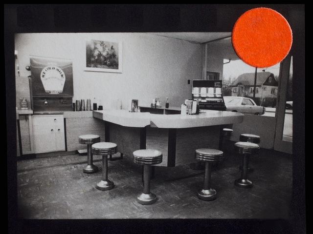 , 'Café Interior,' 1973-2015, Monte Clark Gallery