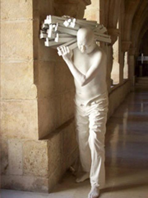 , 'Ejercicios para transportar la luz (Herr Mauroner),' 2008, Mario Mauroner Contemporary Art Salzburg-Vienna