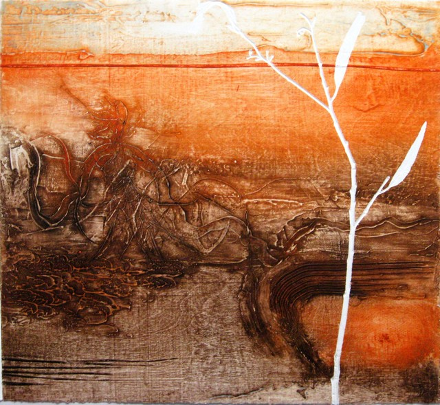 , 'Pathways XIV,' 2015, Sydney Printmakers