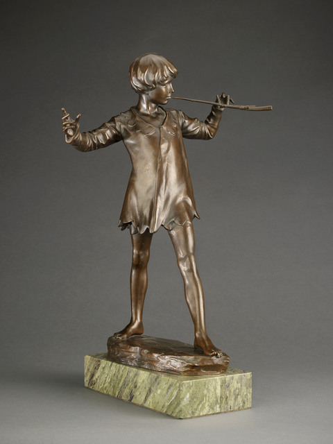 , 'Peter Pan,' 1918, The Fine Art Society