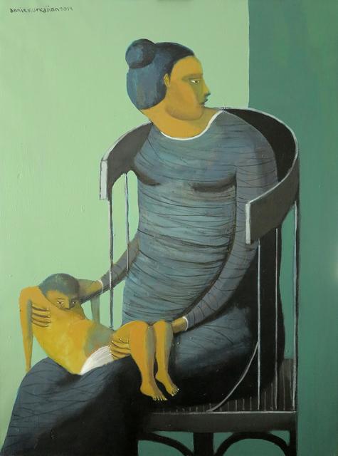 "Annie Kurkdjian, '""Number 279"" / ""Numara 279""', 2014, Galeri 77"