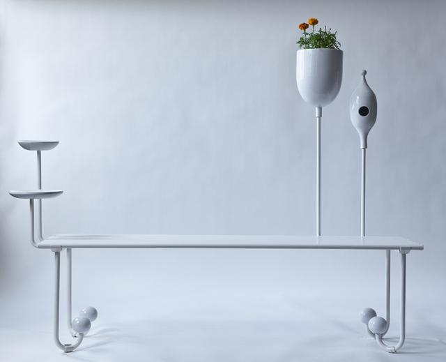 , 'La Marie-lou Bench,' 2012, Cristina Grajales Gallery