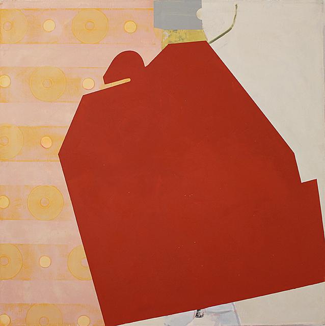 , 'Leaning In,' 2015, Kathryn Markel Fine Arts