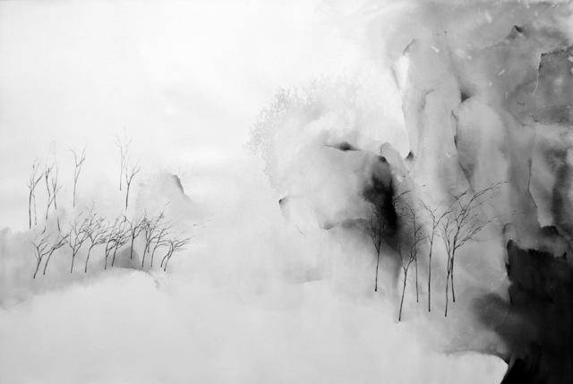 Lynn Lim 林丽云, 'Woods Amongst Clouds #3', 2017, White Space Art Asia