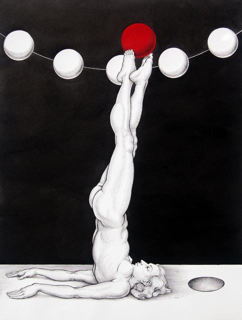 Michael Bergt, 'Red Ball', Nüart Gallery