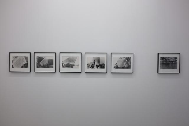 , 'Dissolution dans l'eau pont marie – 17 heures, 1978 Paris 11th of May,' 1978, espaivisor - Galería Visor