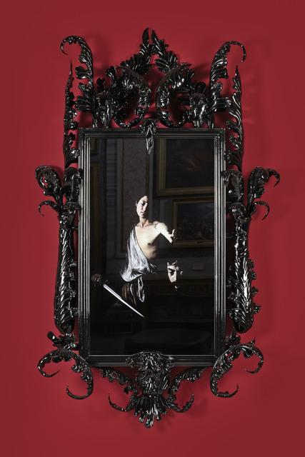 , 'Black Mirror, Hydrus,' 2014, Robilant + Voena