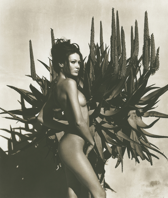 , 'Carla Bruni 6, Point Dume,' 1999, Fahey/Klein Gallery