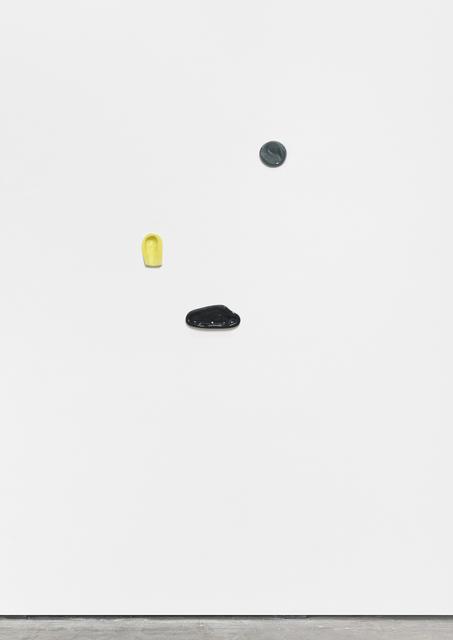 """, '""""Leaning Wall (3)"""",' 2013, Wentrup"""