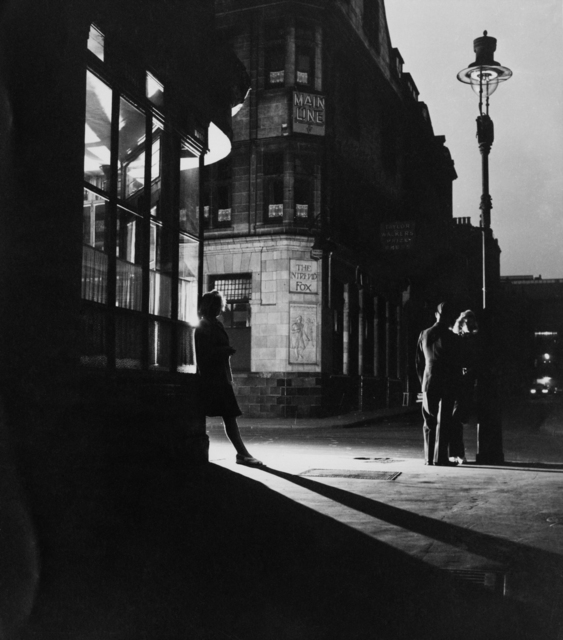 , 'Intrepid Fox At Night ,' 1947, Getty Images Gallery