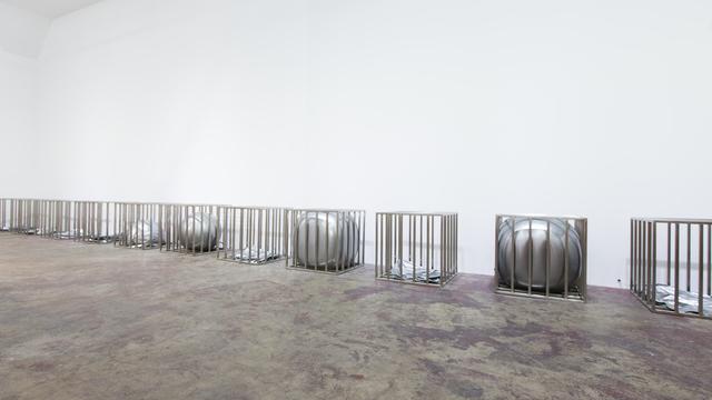 , 'DEEP BREATH,' 2015, Between Art Lab