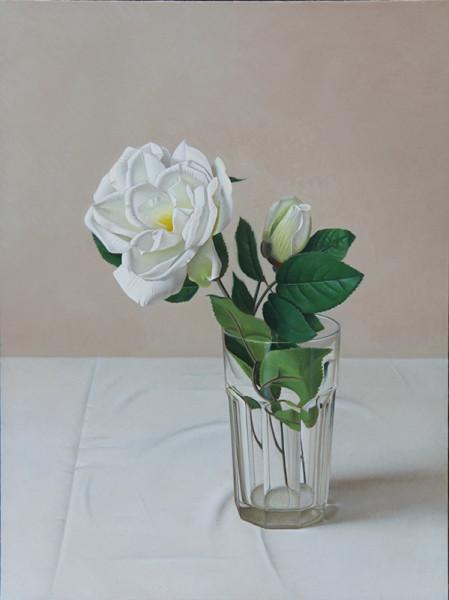 Roberto Rosenman, 'White Rose', Loch Gallery