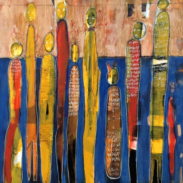 , 'Le maison des esprits,' 2008, Le Sud