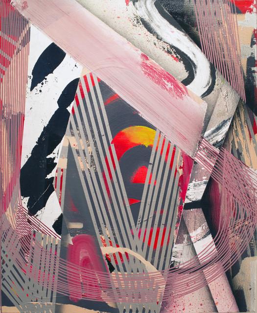 , 'Turbulent,' 2014, LAUNCH LA