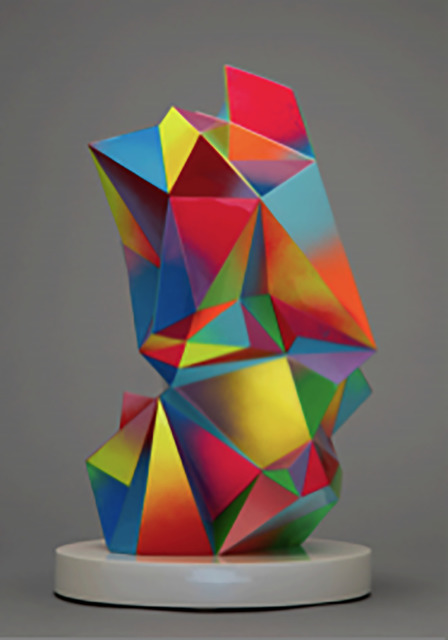 Jud Bergeron, 'Monolith', 2018, Chase Contemporary
