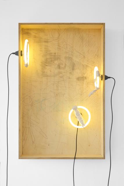 , 'Untitled (Rodas),' 2016, BFA Boatos Fine Arts