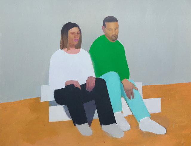 Manuel Stehli, 'Untitled', 2018, SETAREH
