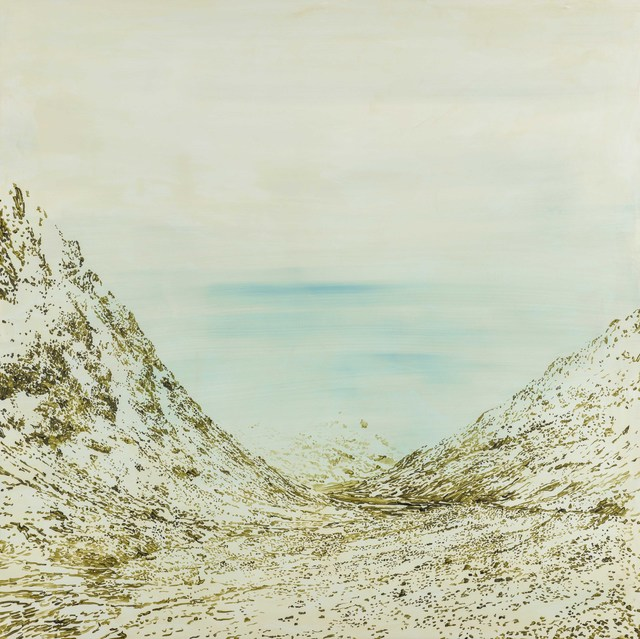 , 'A Mountain-24,' 2015, Aki Gallery