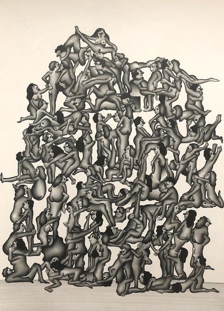 , 'Sex Looks Stupid, I'm Not Doing That,' 2019, Richard Heller Gallery