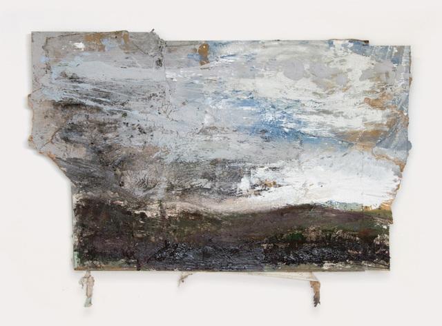 , 'Valley, Two Hills, Wind, Clouds,' , Anima-Mundi