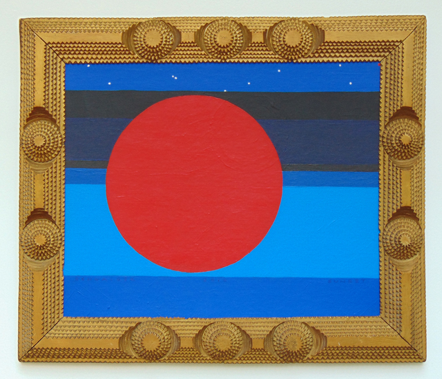 , 'Sunset Over the Lake,' 2016, Bruno David Gallery & Bruno David Projects