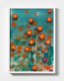 Giacinto Occhionero, 'Orange Drops,' 2016, ICI Annual Benefit & Auction 2016