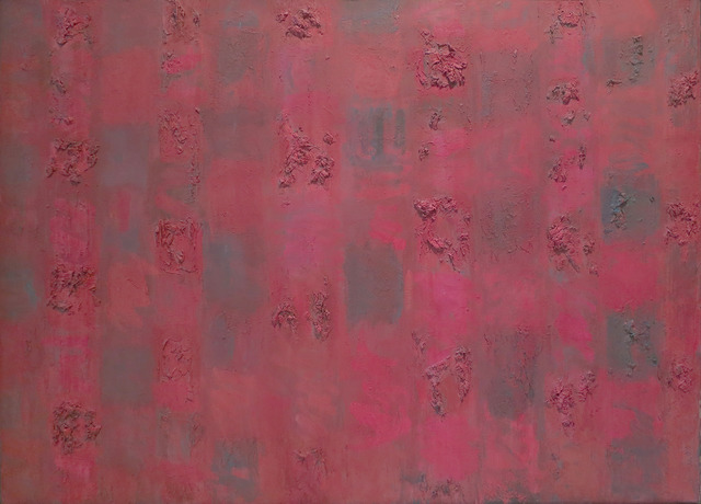 , 'Red and Rough II,' 1955, Walter Wickiser Gallery