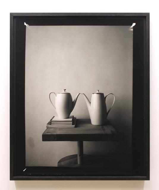 , 'Untitled (Teapots),' 2013, Galerija Gregor Podnar